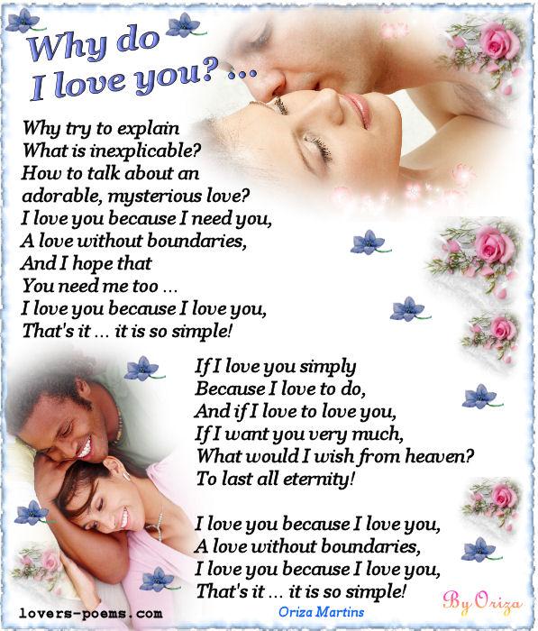 poems for couples. titlequot;Poems Comments