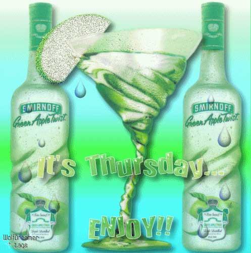 Thursday Graphics